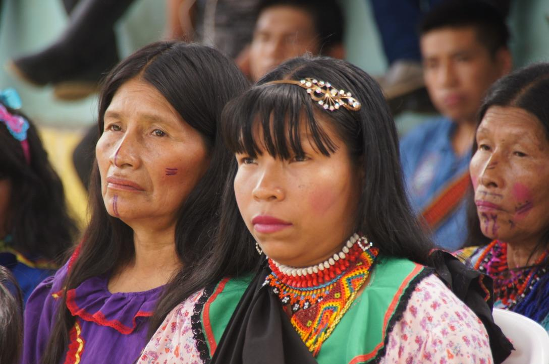 Indigenous women