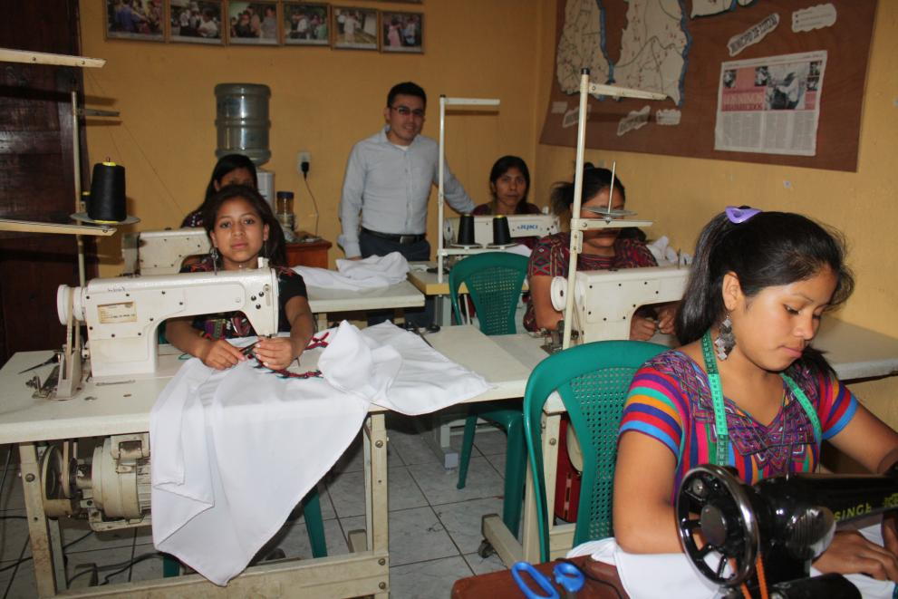 Sewing Courses in Guatemala