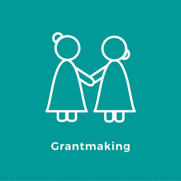 grantmaking icon
